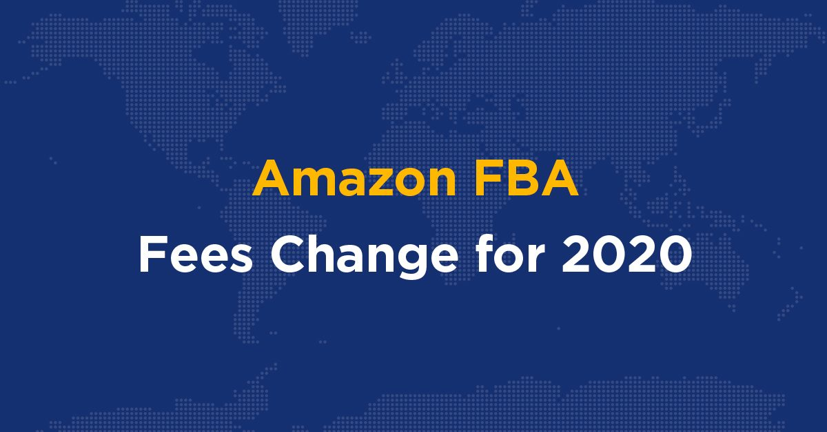 Amazon is changing the fees on February 18, 2020.